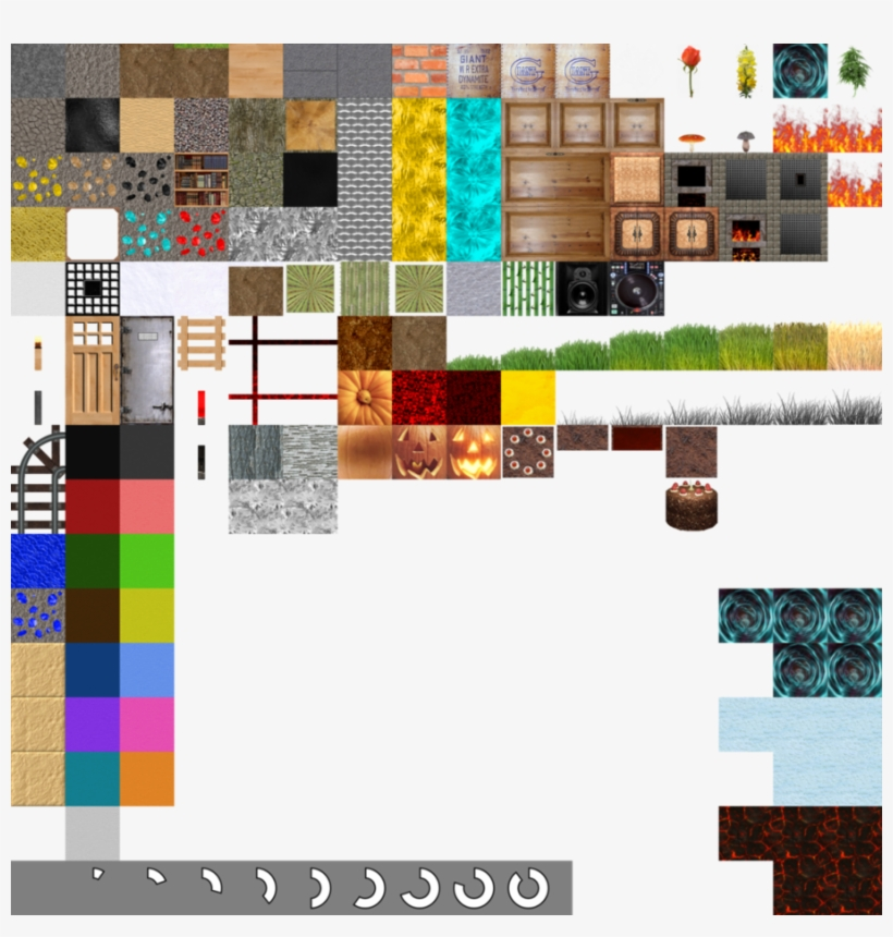 Download Links - Minecraft Texture Packs Terrain Transparent