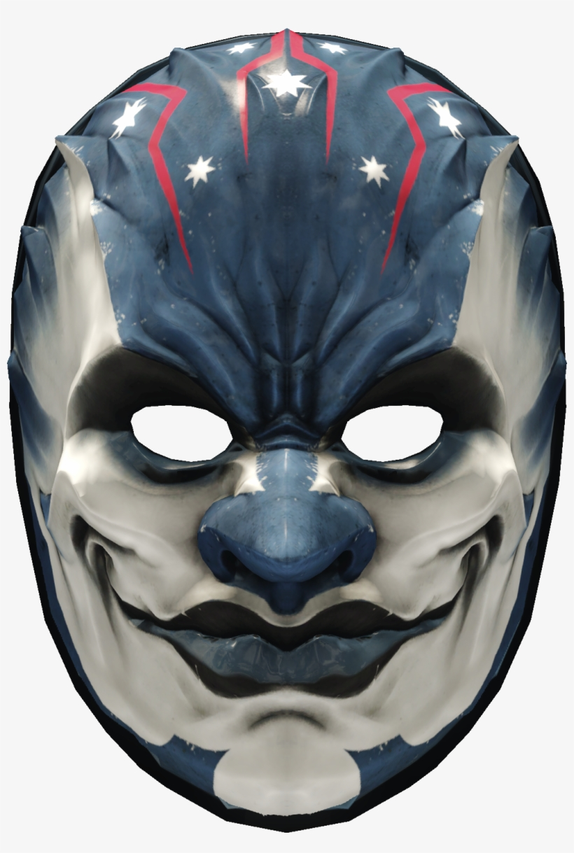 Sydney Character Pack Overkill - Payday 2 Sydney Mask Transparent