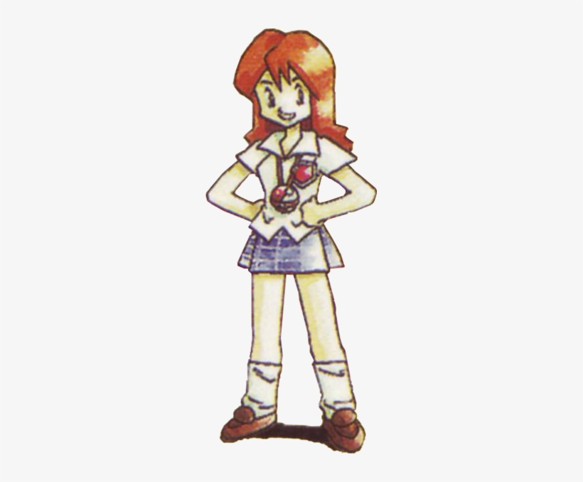 vr/ - Retro Games - Lass From Pokemon Theme Song Transparent PNG