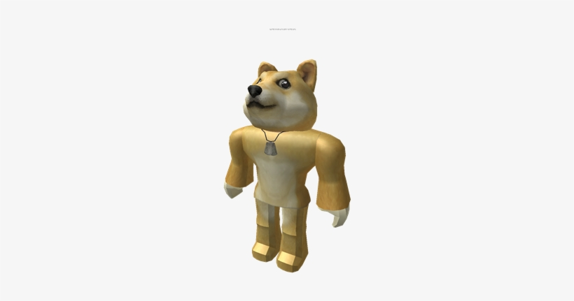 Doge Roblox Png Transparent PNG - 420x420 - Free Download on