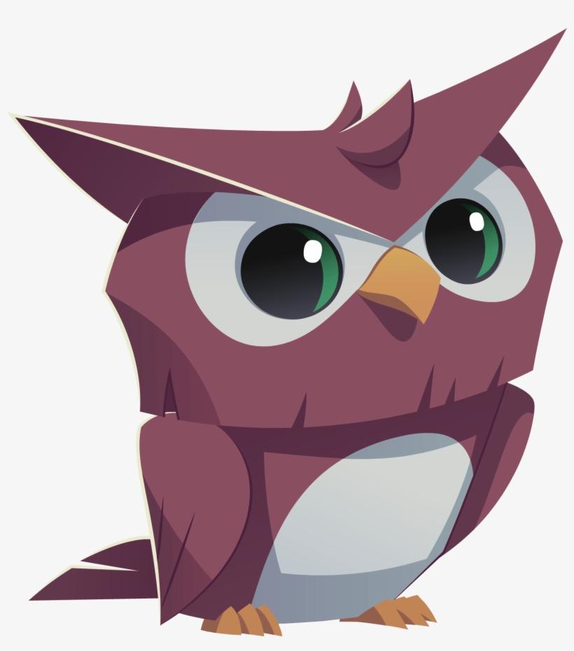 Clipart Resolution 1436*1562 - Animal Jam Owl Transparent ...