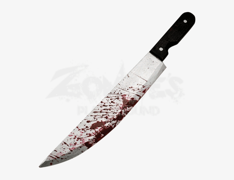 Bloody Carving Knife Prop Jason Voorhees Machete Transparent Png 550x550 Free Download On Nicepng