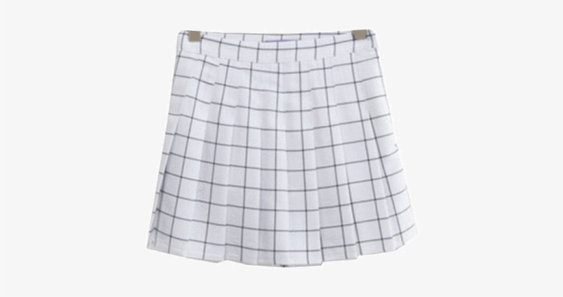 c1b69016826 Itgirl Shop Grid School Short Pleated Skirt Aesthetic - Clothing ...