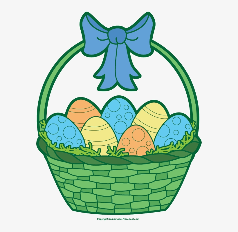Fun And Free Clipart Easter Basket Clip Art Transparent Png 570x720 Free Download On Nicepng