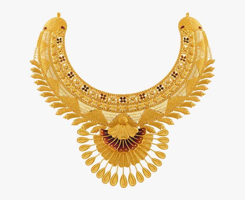 Gold Necklace 22k Yellow Gold Necklace Pc Chandra Jewellers Pc Chandra Jewellers Necklace Collection Price Transparent Png 800x800 Free Download On Nicepng