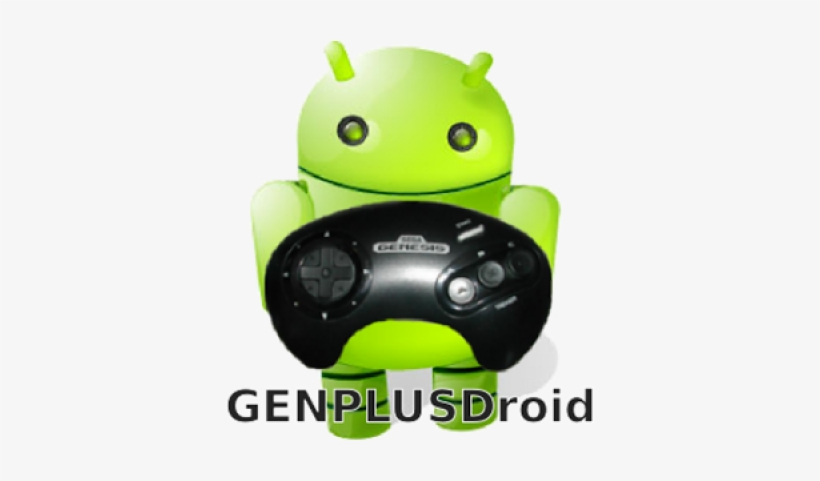 Genplusdroid Genesis Emulator For Android - Android Icon