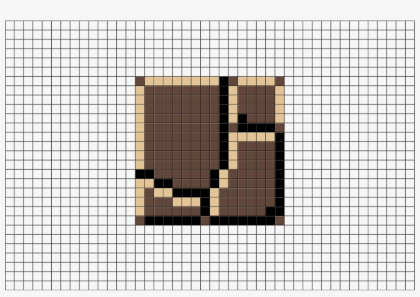 Super Mario Bros Pixel Art Grid Transparent PNG - 880x581 - Free