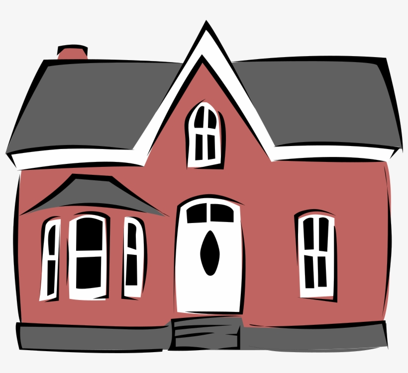 Free Vector Colonial House Clip Art House Clip Art Transparent Png 600x503 Free Download On Nicepng