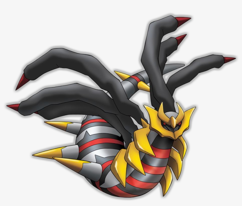 487 Giratina Origin 1 M11 Pokemon The Movie Giratina And The