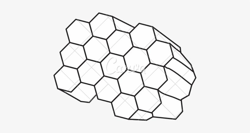 Honeycomb Drawing At Getdrawings