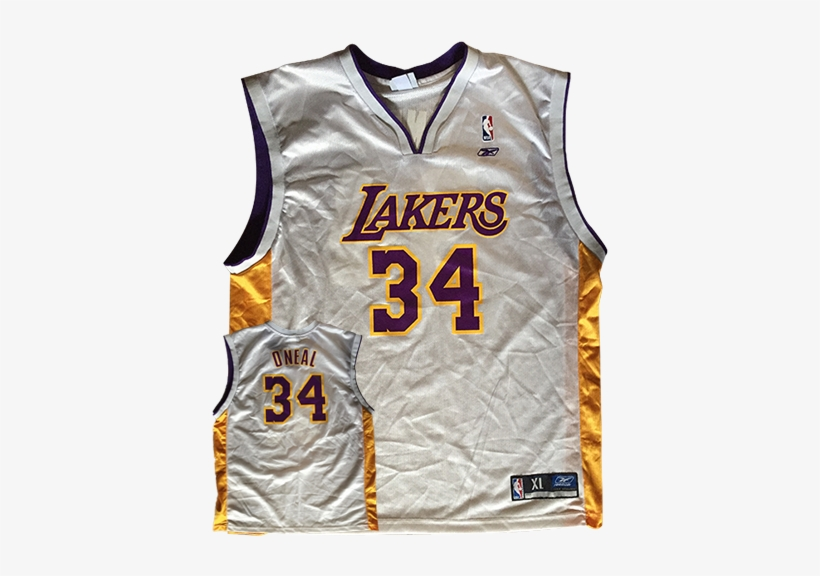 Image Of Los Angeles Lakers Shaquille O'neal Jersey - Pets First ...