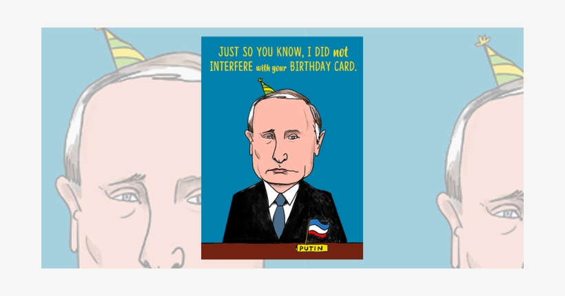 Funny Birthday Cards Donald Trump