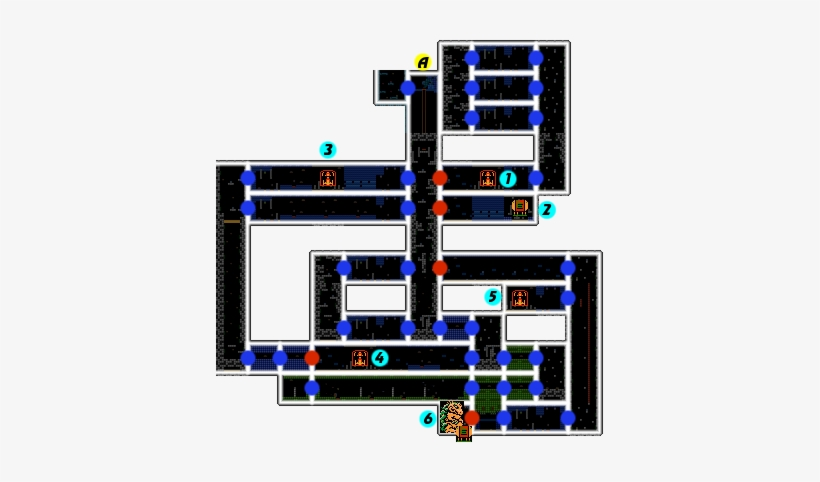 Metroid Hideout I Strategywiki The Video Game Walkthrough Metroid Nes Hideout 1 Map Transparent Png 387x402 Free Download On Nicepng