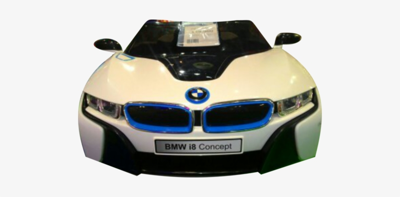 Bmw I8 Ride On Car Car Transparent Png 500x324 Free Download