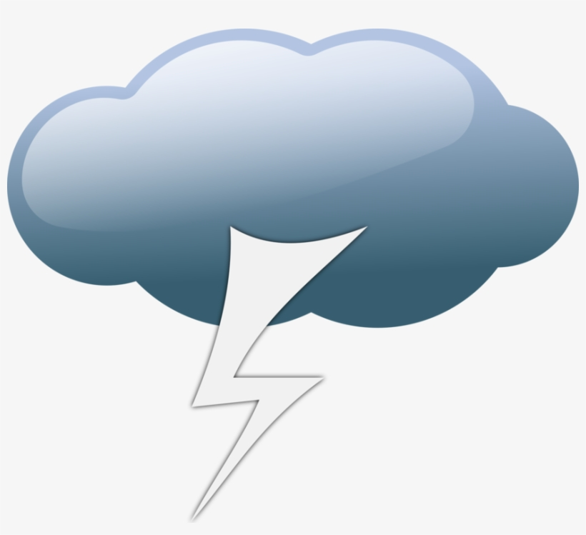 Tornado Symbol On Weather Map.Thunderstorm Weather Cloud Weather Forecast Symbols Thunderstorm
