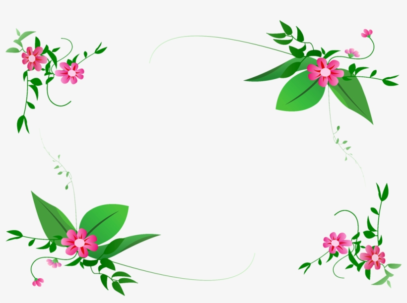 15 fl corner vector png images elegant flower corner square floral frame png transparent png 1027x723 free download on nicepng 15 fl corner vector png images elegant