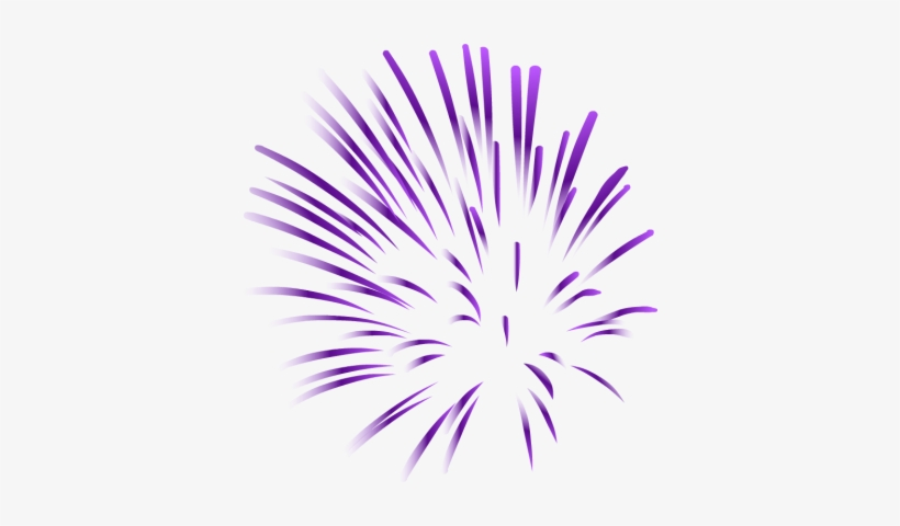 Fireworks colorful. Firework cliparts purple clipart