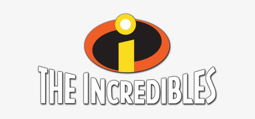photograph relating to Incredibles Logo Printable identify Incredibles Emblem PNG Down load Clear Incredibles Brand