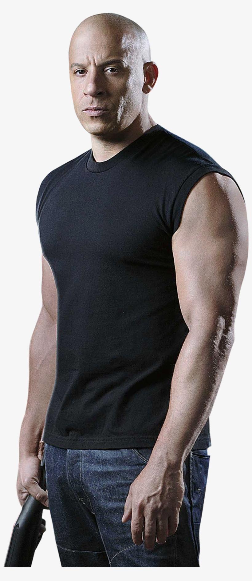 Free Vin Diesel Paul Walker Tattoo Luke Hobbs Fast Furious