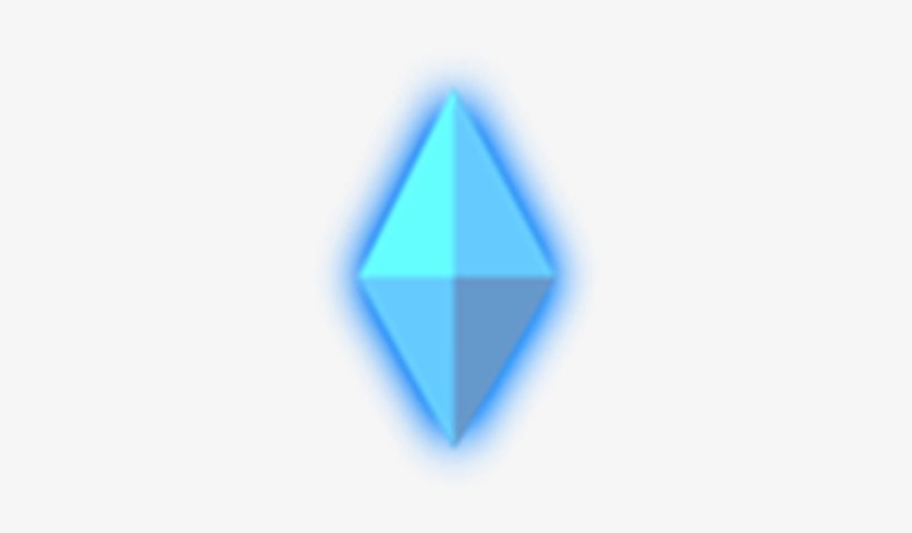 Svg Library Stock Roblox Light Blue Crystal Transparent
