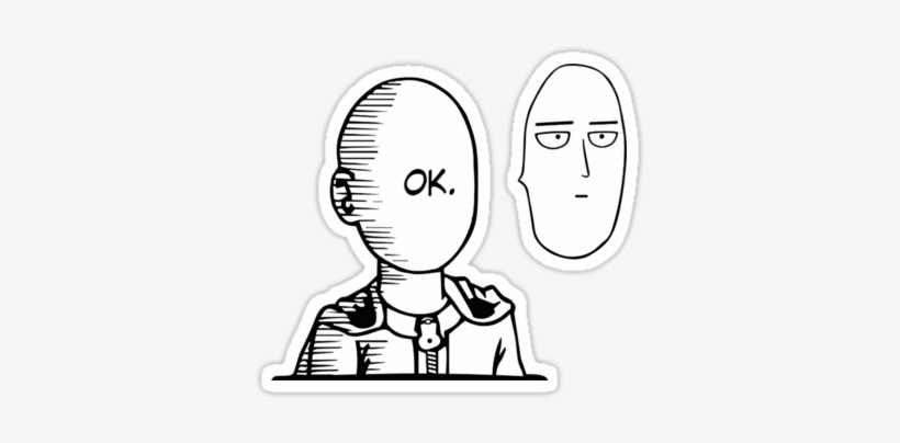 premium selection c31b0 a031f No Caption Provided - One Punch Man Ok Swap