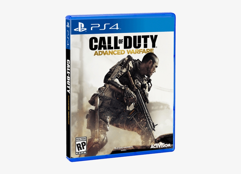 Call Of Duty Advanced Warfare Ps4 Boxart - Activision Call Of Duty