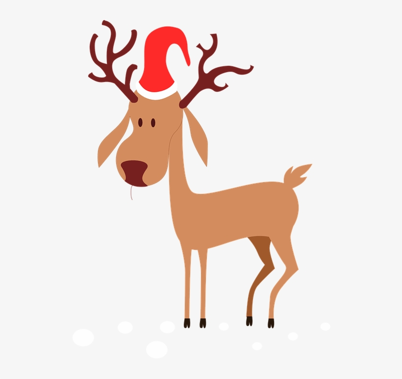 Reading With Rudolph Renne Noel Dessin Couleur Transparent Png