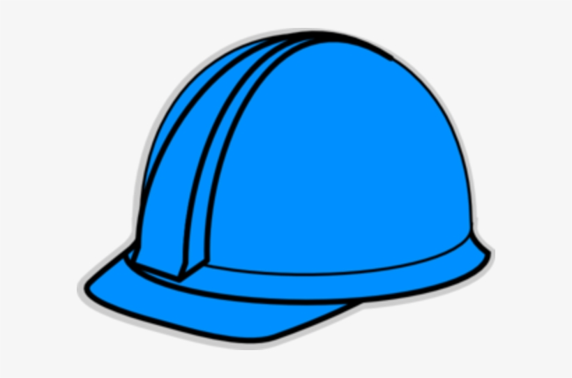 Cartoon Blue Hard Hat Transparent Png 600x462 Free Download On Nicepng