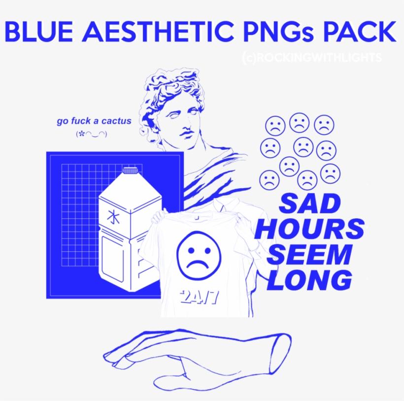 45f6420c1f37d Blue Aesthetic Png s - Sad Boys Vaporwave Yung Lean Transparent PNG ...