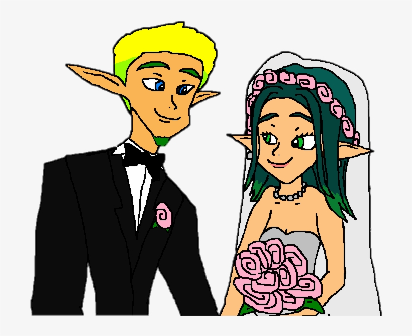 Jak And Daxter Images Jak And Keira Hagai Wedding Hd Jak And
