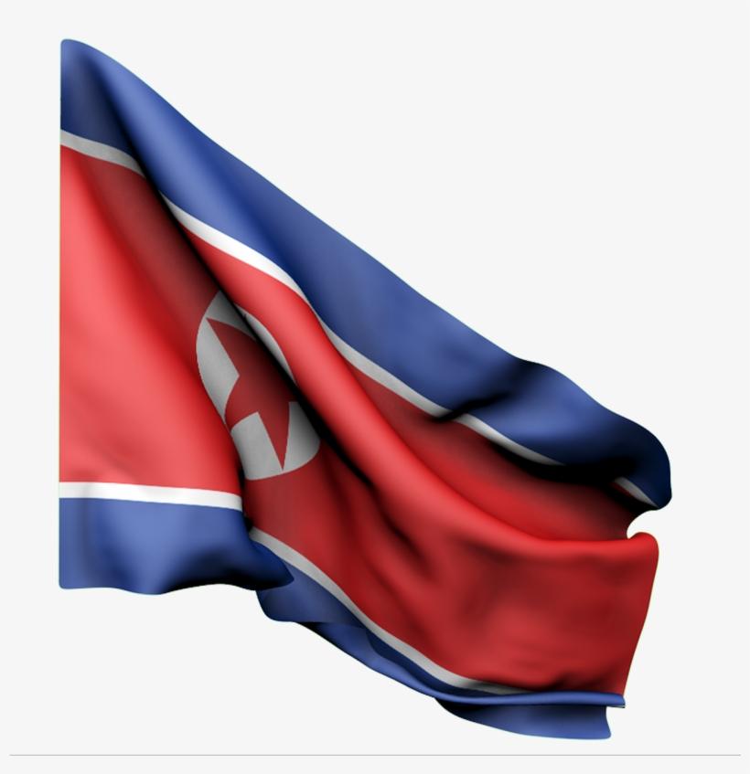 How North Korean Leader Kim Jong Un 33 Became One North Korean Flag Png Transparent Png 1275x1280 Free Download On Nicepng