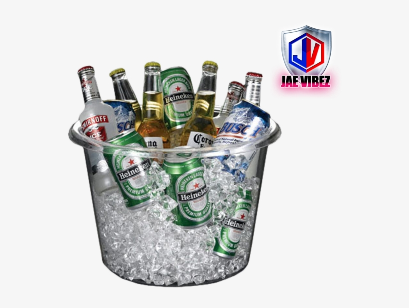 Bucket Of Beer Png Beer Bucket Png Png Transparent Png 600x600