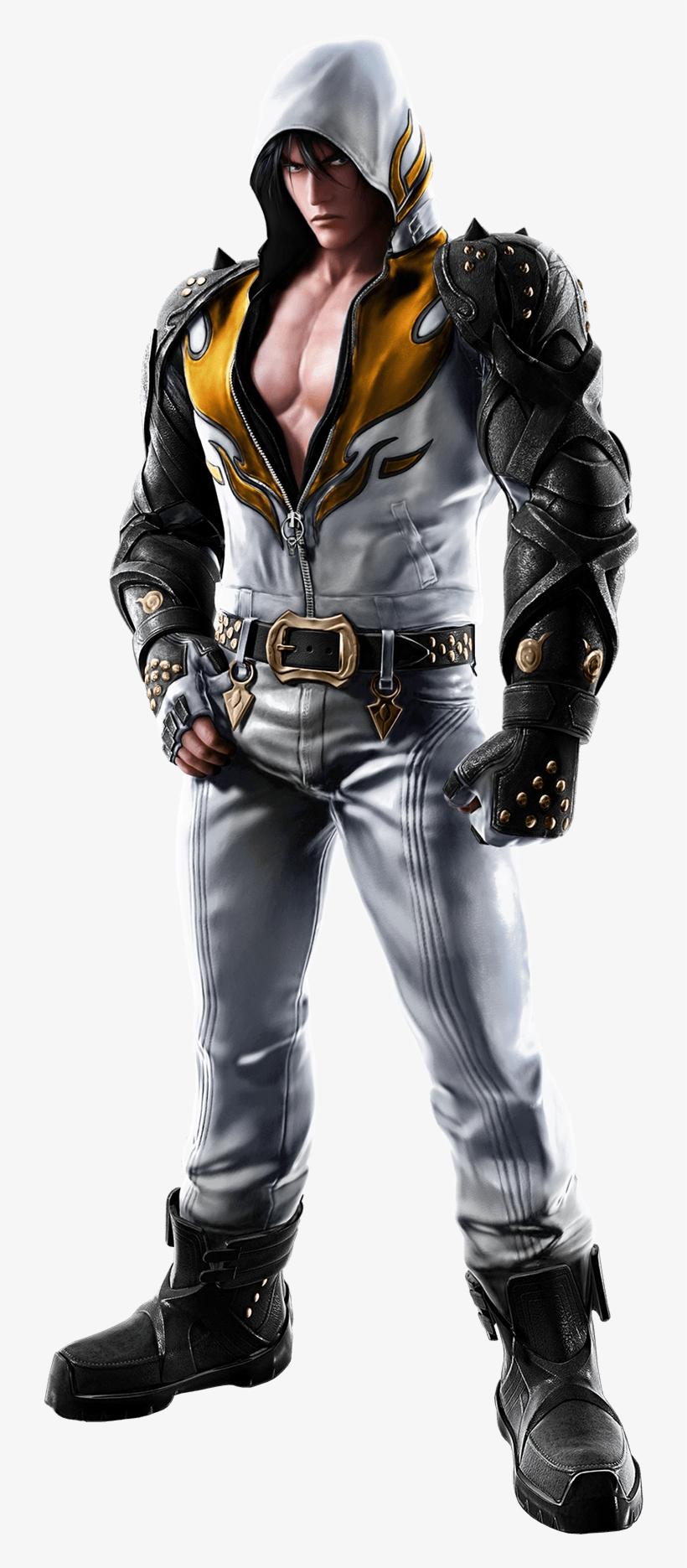 Jin Kazama Tekken 7 Alternative By Blood Huntress On Tekken 7