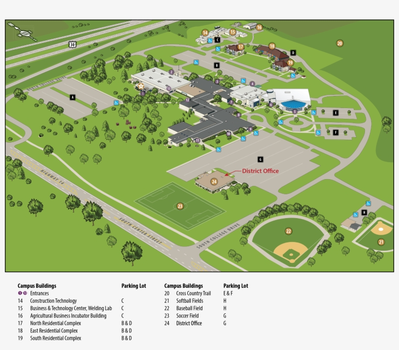 utica college campus map Iowa Valley Mcc Campus Map Ellsworth Community College Campus Map Transparent Png 2864x2372 Free Download On Nicepng utica college campus map