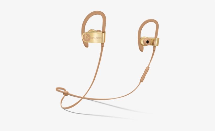 da973254886 Beats By Dre Balmain Range Headphones Earphones Music - Beats Powerbeats3  Bluetooth Wireless In-ear Earphones
