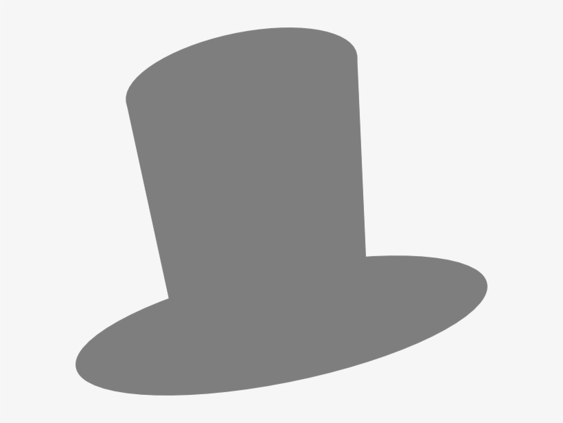Mad Hatter Top Hat Svg Transparent Png 600x536 Free Download On Nicepng