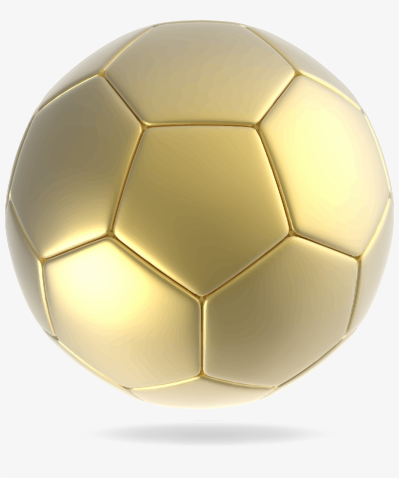 Football Ball Png Gold Soccer Ball Png Transparent Png 820x901 Free Download On Nicepng