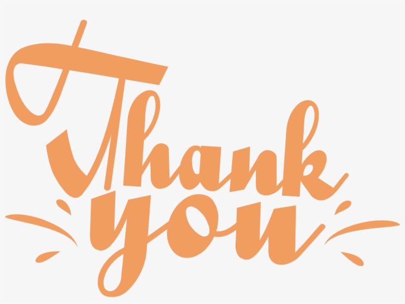 Graphic Stock Handwriting File Orange Thank You Transprent Thank You Png File Transparent Png 4268x2994 Free Download On Nicepng Thank you so much for helping us! graphic stock handwriting file orange