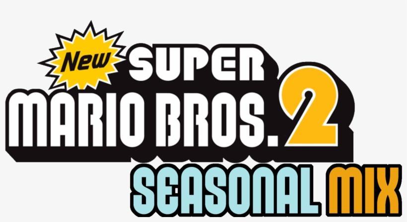 Mod New Super Mario Bros New Super Mario Bros 2 Logo