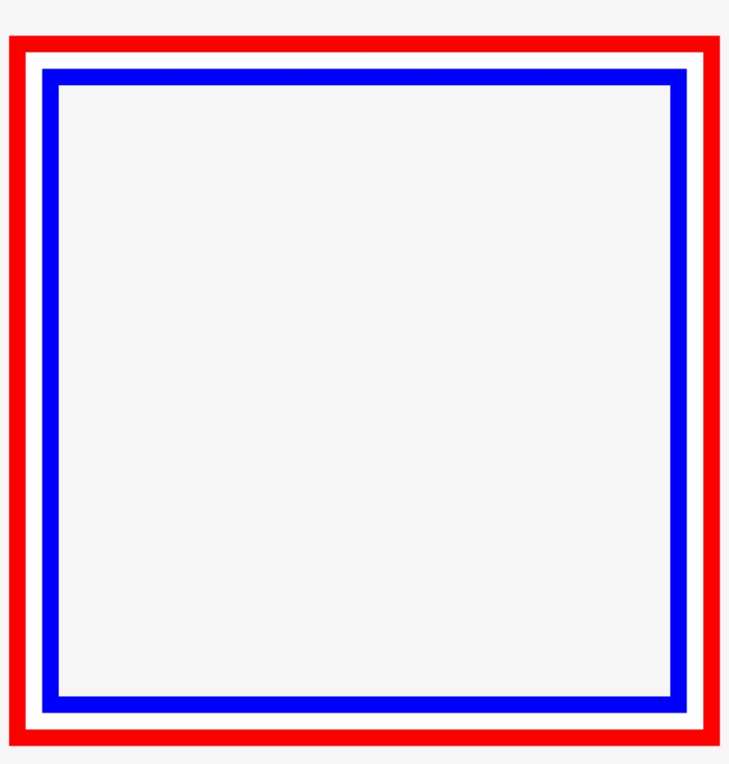 Clipart Red White Blue Frame Png Clipart Frame Png Rainbow Page Border Word Documents Transparent Png 2360x2360 Free Download On Nicepng