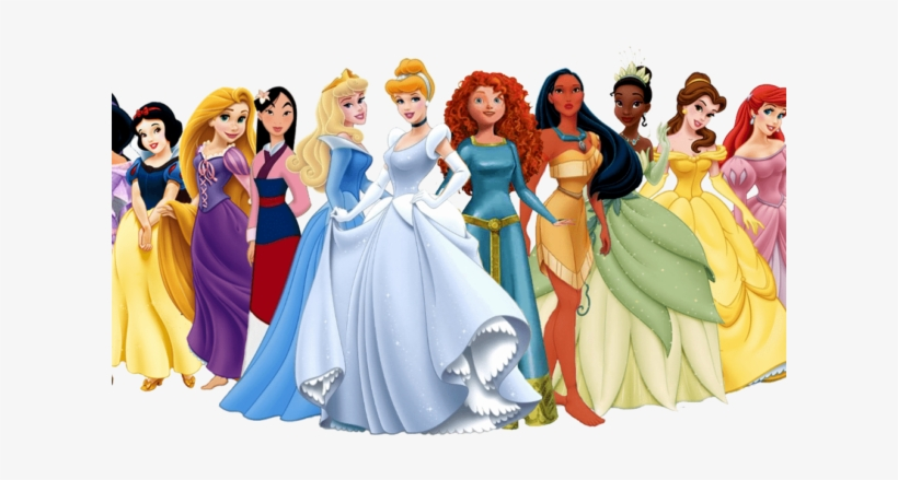 Disney Princesses Png Transparent Images All The Disney