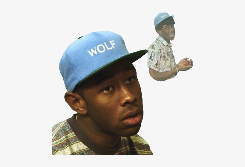 Golf Tyler The Creator Png Clipart Freeuse Download - Wolf Album Cover Hd@nicepng.com