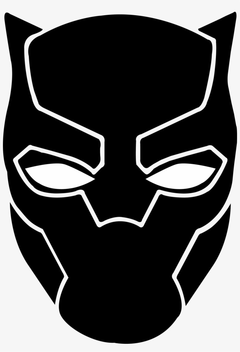 Black Panther Black Panther Marvel Symbol Transparent Png 1200x1703 Free Download On Nicepng