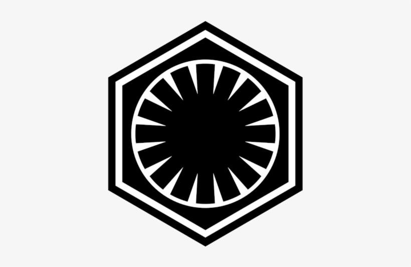 First Order Logo - First Order Logo Star Wars Transparent PNG - 414x480 - Free Download on NicePNG