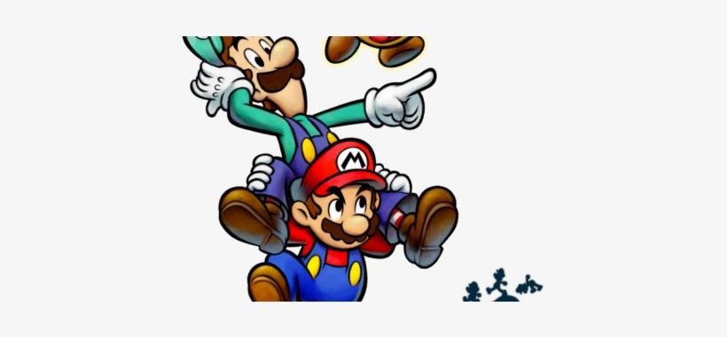 Mario And Luigi Dream Team Mario And Luigi Bowser S Inside