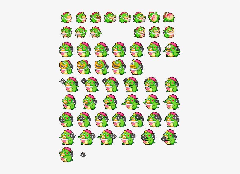 Mario Luigi Superstar Saga Sprites Mario Luigi Tolstar