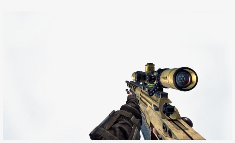 Bo2 Sniper Png Jpg Freeuse Stock Black Ops 2 Gun Renders Transparent Png 1191x670 Free Download On Nicepng