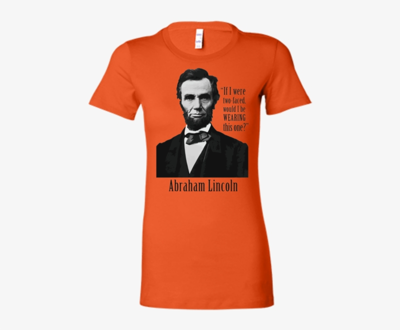 Big Abe Lincoln Face Picture BOYS /& GIRLS T-Shirt S-XL