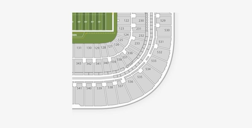 America Stadium Seating Chart Concert