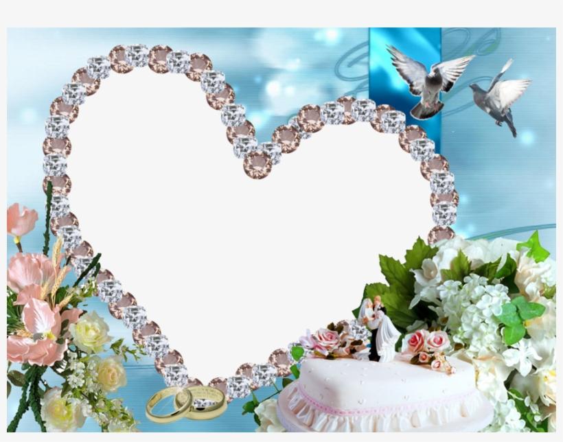 Wedding Photo Frames.Wedding Photo Frames Png Download Transparent Wedding Photo Frames